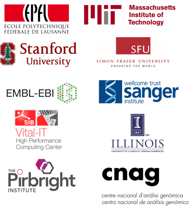 genomic research centers