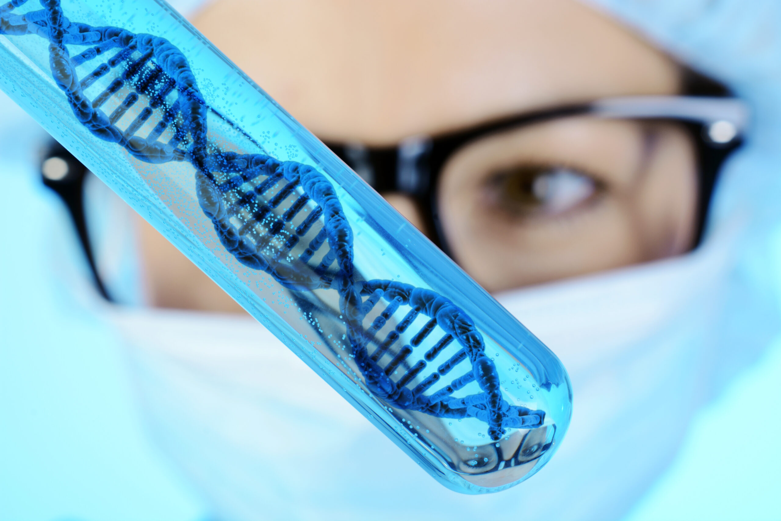 Enabling large-scale genomics and precision medicine