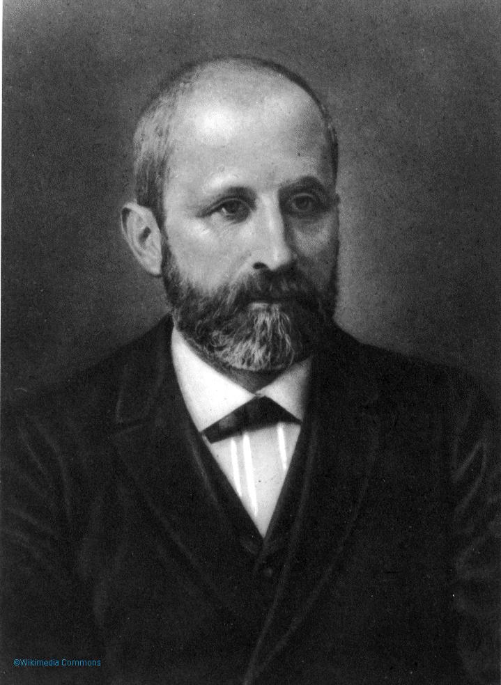 Johann Friedrich Miescher - World DNA Day 2021