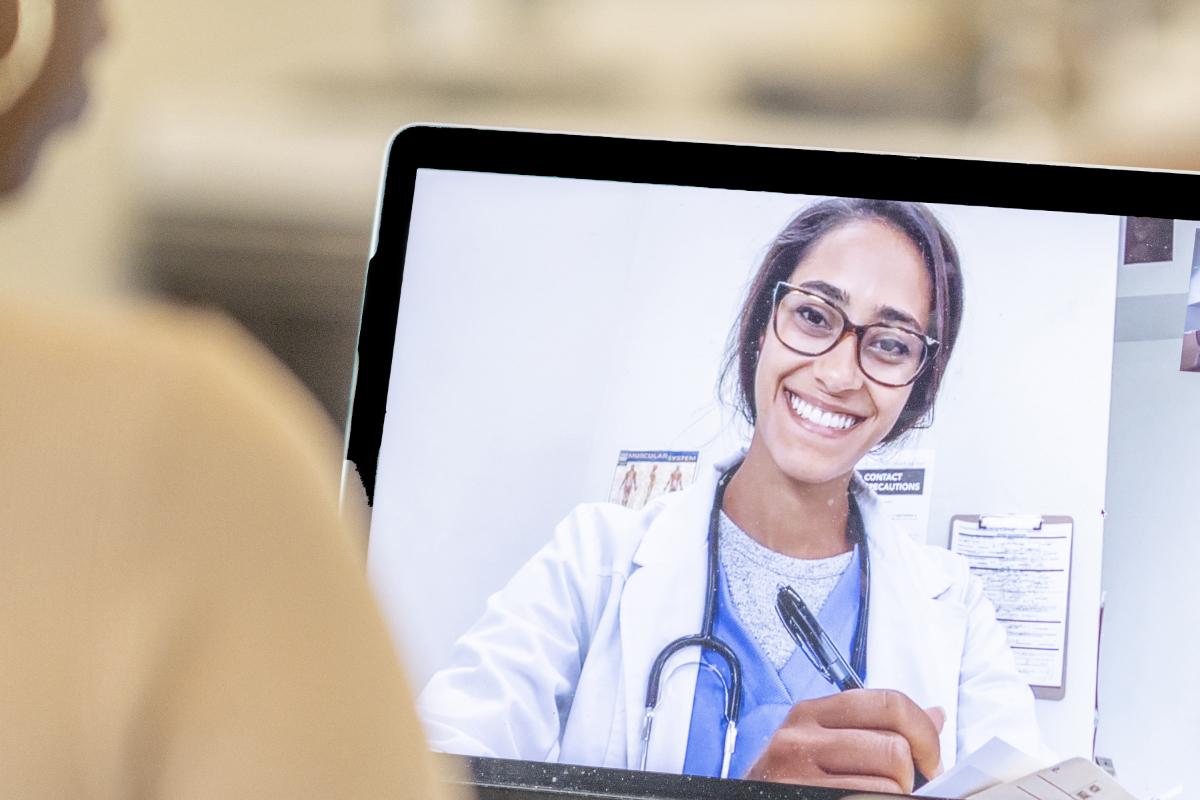 The success of telemedicine, transferable to genetics?