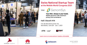 GenomSys @ MWC 2021